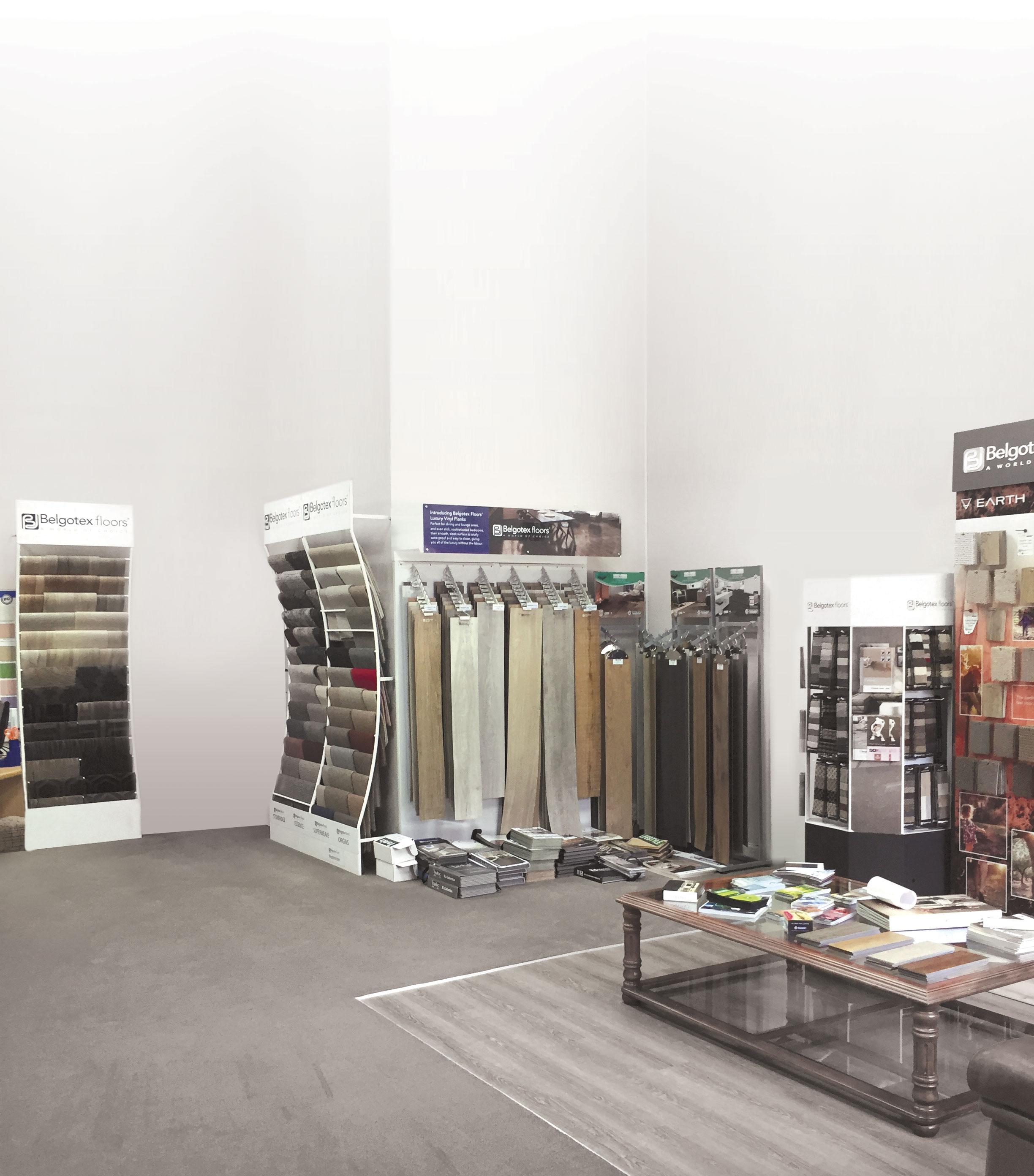 Image of Port Elizabeth Flooring Showroom