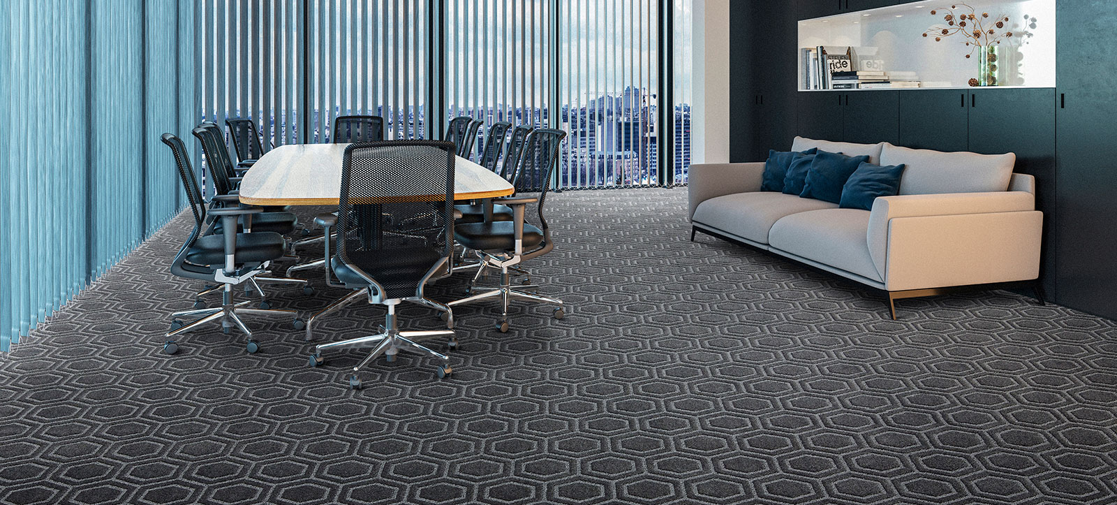 Image of Commercial Flooring Boardroom Carpets Port Elizabeth