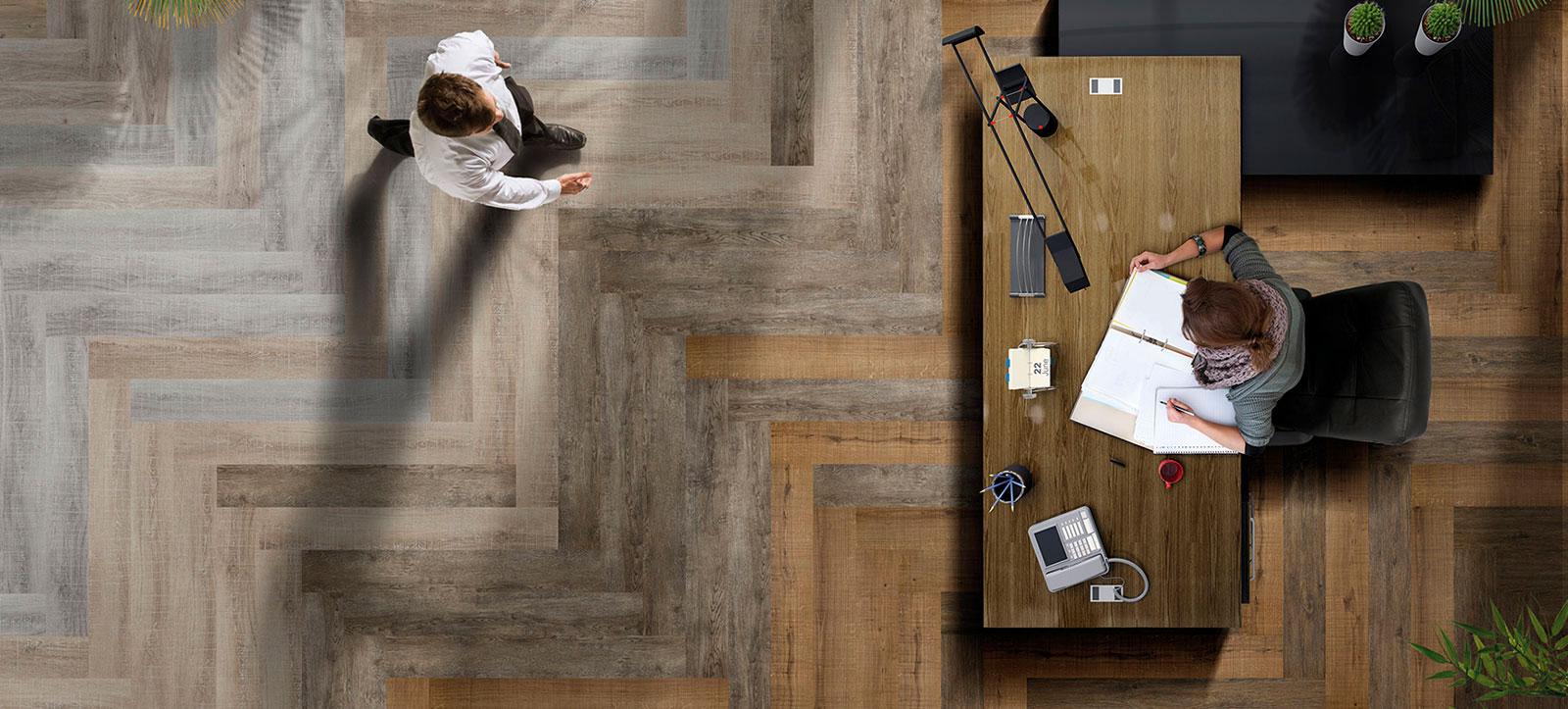 Image of Corporate Flooring Luxuary Vinyl Tiles Port Elizabeth
