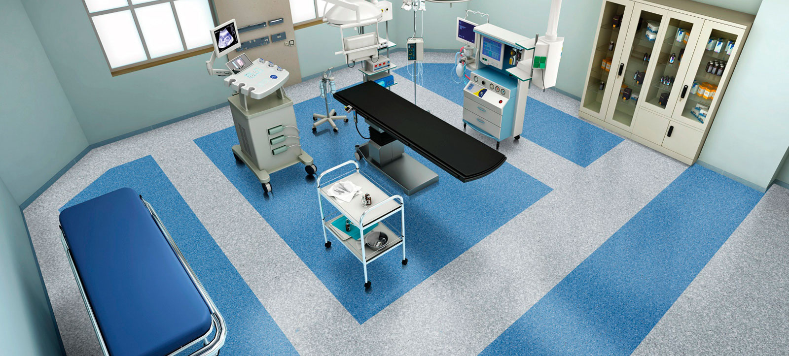 Image of Healthcare Flooring Vinyl Sheeting Port Elizabeth