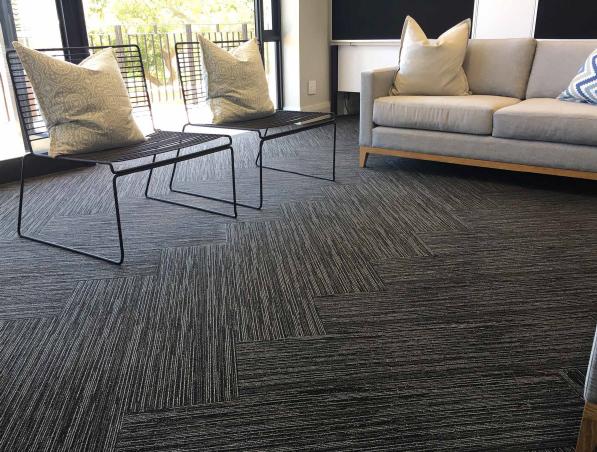 Image of Commercial Flooring Carpet Tiles Port Elizabeth