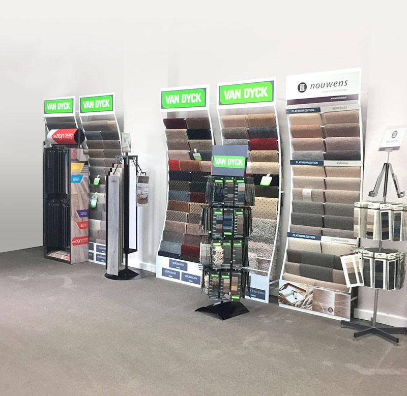 BS Flooring Carpet Showroom